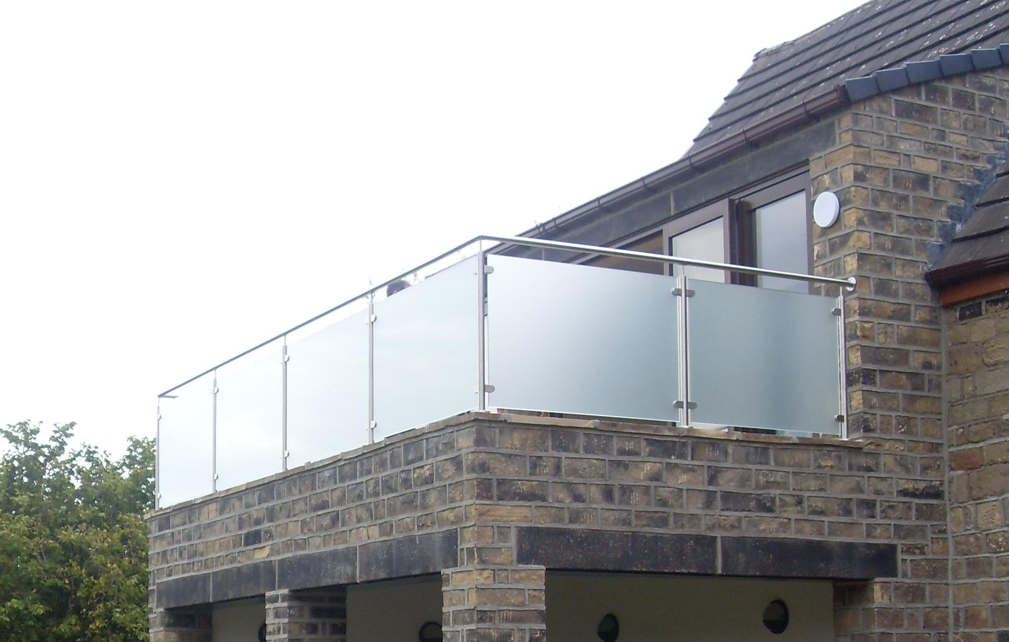 Glass Balustrades Halifax Amp Sowerby Bridge